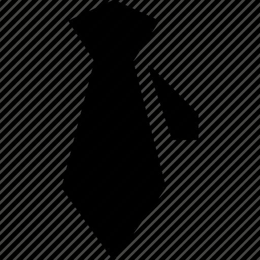 formal tie, formal tie knot, knot, male, necktie, tie, tie knot icon