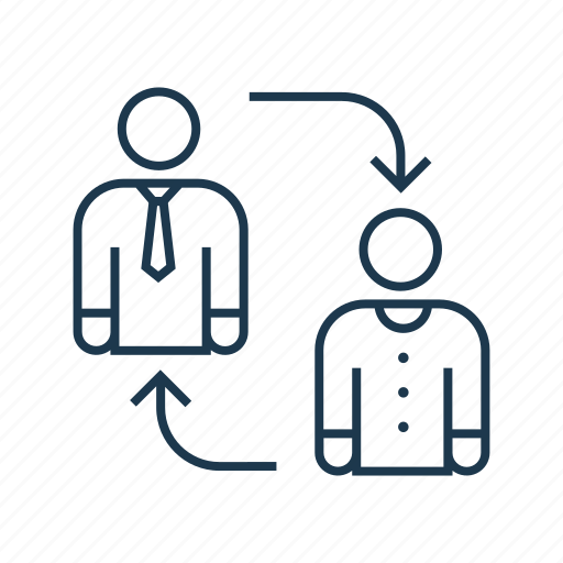 b2c, business, business to consumer, business to customer, consumer, customer icon