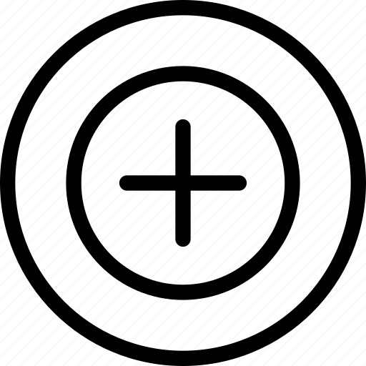 addition, finance, plus, plus sign, positive icon
