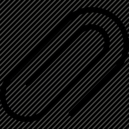 clip, documents, paper, paper clip, paperclip icon