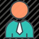 account, accountant, financier, investor, manager, user