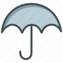 insurance, protection, safe, security, umbrella, weather icon