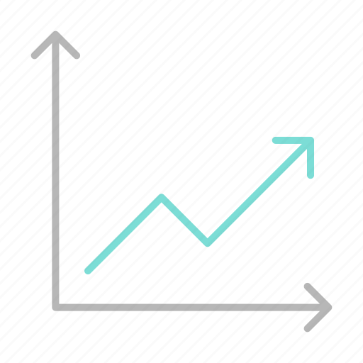 business, chart, finance, financial, report icon