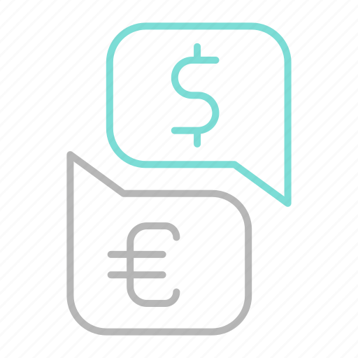 business, conversion, finance, financial, money icon