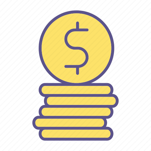 business, currency, financial, money icon