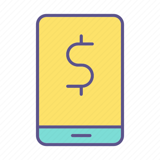 business, device, financial, online, payment icon