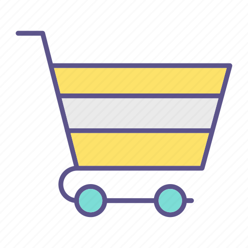 business, cart, financial, shopping icon