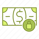 business, financial, money, protection, security icon