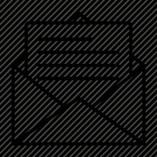 chatting, conversation, invite, mail, message icon