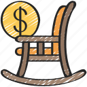advice, finance, financial, retire, retirement icon