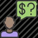 advice, finance, financial, questions, speech