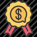 advice, award, financial, prize, ribbon