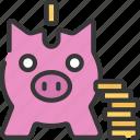 advice, bank, financial, piggy, savings