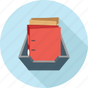 drawer, file, files icon