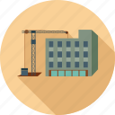 building, under construction, work in progress icon