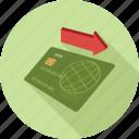 card, card money, payment, send money