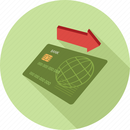 card, card money, payment, send money icon