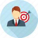 campaign, campaigns, targeted campaigns, targeted users, targeted victory icon
