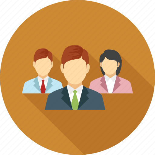 Business people, female, male, team, users icon - Download on Iconfinder