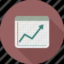 chart, graph, statistics, stats