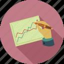 chart, graph, statistics