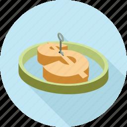 $, dollar, money icon