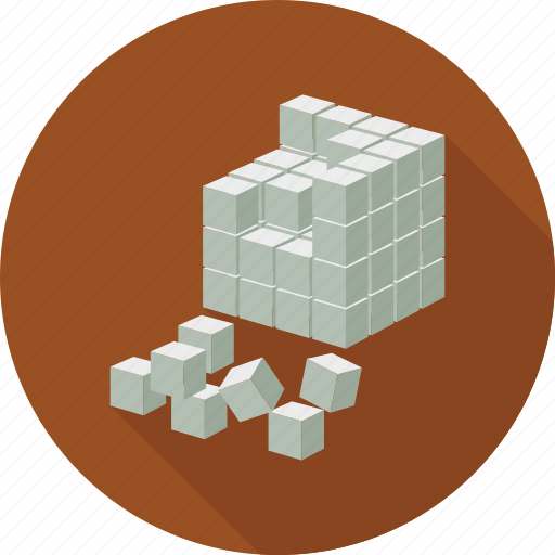 Cube, cubes icon - Download on Iconfinder on Iconfinder