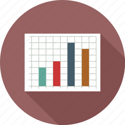 bar graph, bar graph chart, graph chart, sheet icon