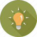 brainstorm, bulb, idea, think, innovation