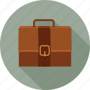 bag, briefcase, business, business briefcase icon