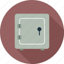 locker, money, safe, safety, secure, security, vaulet icon