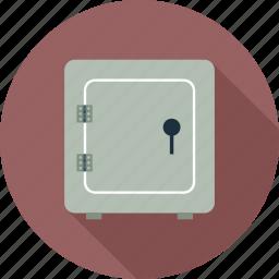 locker, money, safe, safety, secure, security, vaulet icon