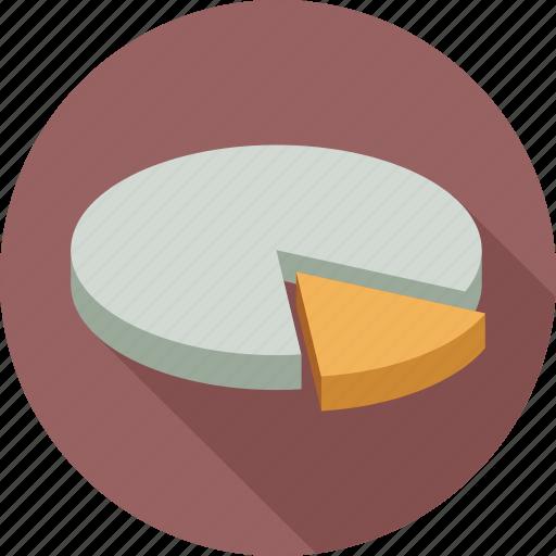 graph, pie, pie chart, pie graph, piechart, statistics icon