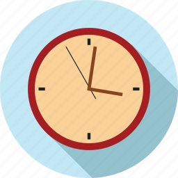 alert, clock, time, timer icon