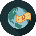 currency, finance, global money exchange, money, money exchange, payment, world icon