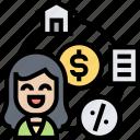 obligation, loan, clo, assets, deal icon