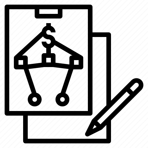 Analysis, money, note, plan, planning, star icon - Download on Iconfinder