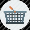 basket, bag, shopping