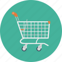 basket, shopping, trolley icon