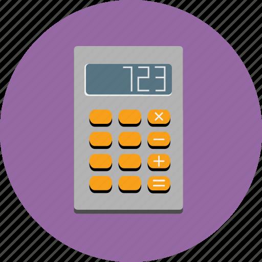 calculate, calculator, digital, finance, numbers icon