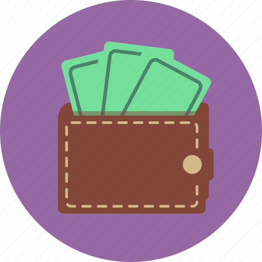 cash, finance, money, pay, wallet icon
