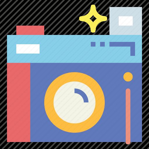 Photo, photograph, camera icon