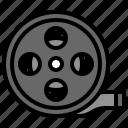 movie, film, cinema, reel