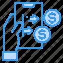 finance, fintech, mobile, money, payment, technology