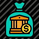 bank, finance, fintech, money, technology