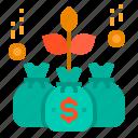 bag, finance, fintech, growth, market, money, technology