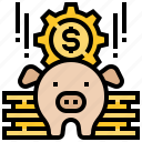 bank, finance, fintech, piggy, saving
