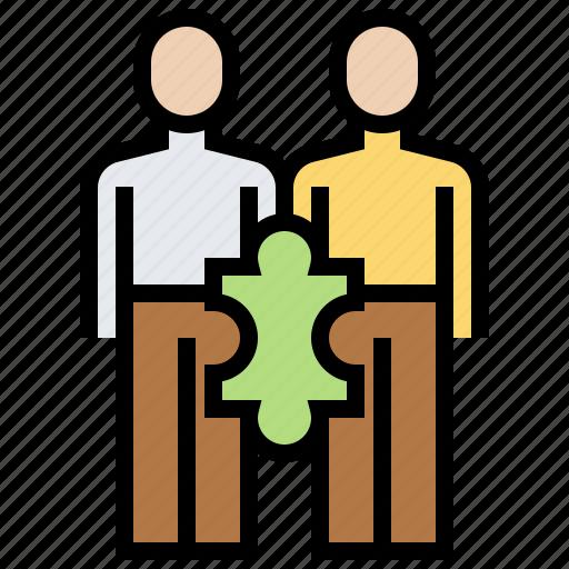 creative, human, problem, puzzle, solution icon