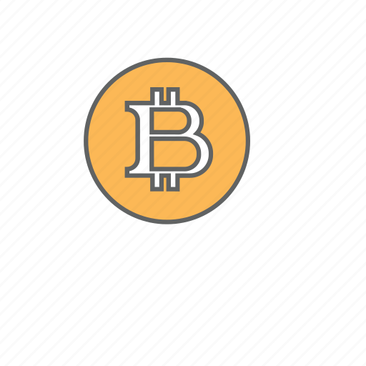 bitcoin, blockchain, cryptocurrency, currency, money, sign icon