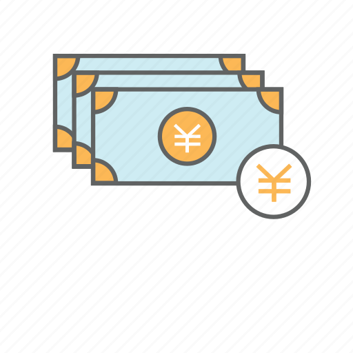 cash, currency, finance, japanese, money, yen, yuan icon